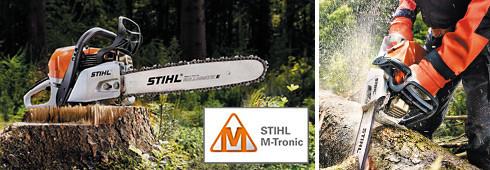STIHL MS 362 C-M M-Tronic