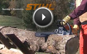 STIHL na YouTube