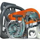 System filtrów powietrza o długiej żywotności